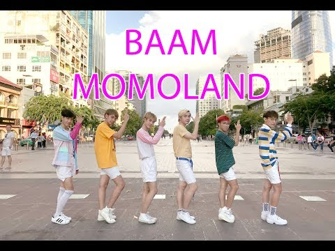 [KPOP IN PUBLIC CHALLENGE] MOMOLAND(모모랜드) _ BAAM Dance Cover by HEAVEN DANCE TEAM