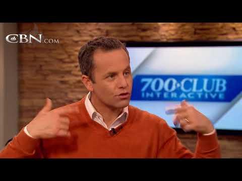 Kirk Cameron Confronts Dangers of Digital World