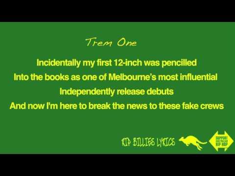 Lyrical Comission - Press Release (Lyrics on Screen)