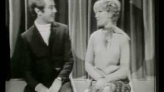Noel Harrison and Petula Clark Knees Up Mother Brown