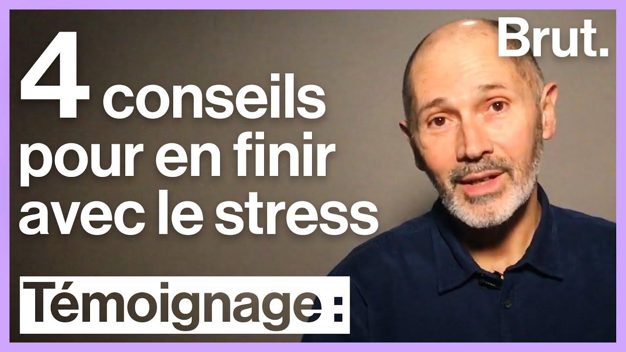 4 conseils pour en finir avec le stress