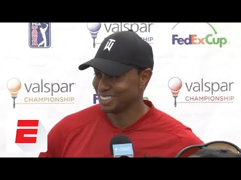 Tiger Woods: 'I felt very good on how I played this week' | ESPN