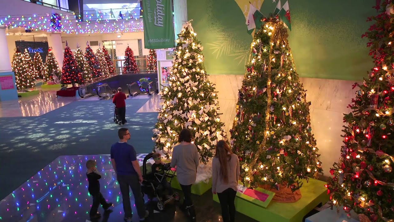 Christmas Around the World and Holidays of Light at MSI - YouTube