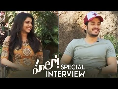 Akhil Akkineni and Kalyani Priyadarshan Special Interview About Hello Movie | TFPC