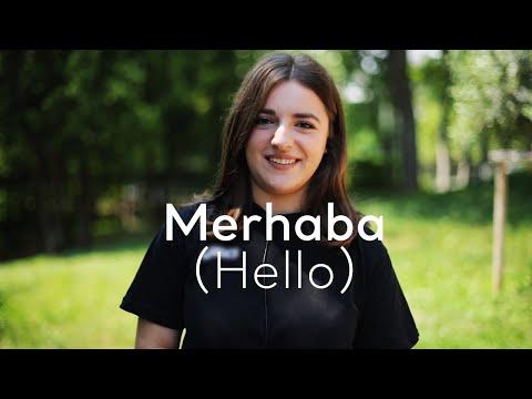 Turkey.Home - I Love Turkish: Merhaba (Hello)