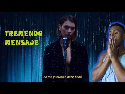 TREMENDO MENSAJE SOCIAL DE BAD BUNNY - SOLO DE MI  (NO MAS VIOLENCIA) (REACCION) CESKEL