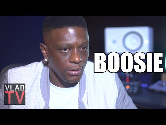 Boosie Speaks on Beating a Murder Charge & Crooked Police Stealing From Him
