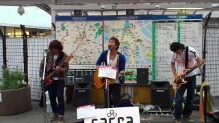 千葉駅で、久しぶりの路上ライブ、最高にいい歌でした。 #ミスチル #歌...