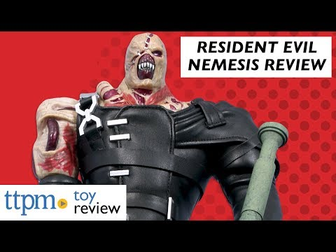 Resident Evil Nemesis from Minted Labs Toy Review