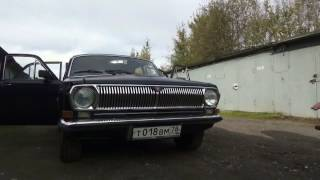 ГАЗ 24 1974г.в с пробегом 82т.км. 1 серия.