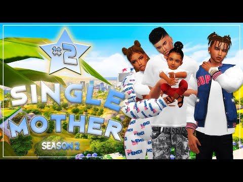 The Sims 4 💎Single Mother💎 Season 2 #2 Family Reunion thumbnail