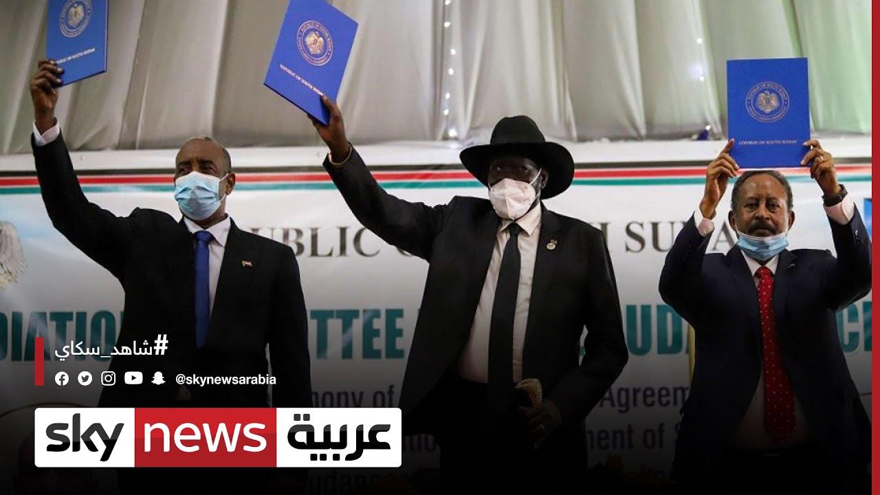 السودان:مباحثات الحكومة والحركة الشعبية {شمال} لم تتوصل لاتفاق  - نشر قبل 5 ساعة