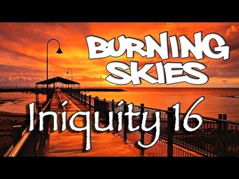 RAP ♪ Burning Skies | Iniquity 16 (FREE DOWNLOAD)