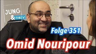Außenpolitiker Omid Nouripour (Die Grünen) - Jung & Naiv: Folge 351 (Schreiber Edition)
