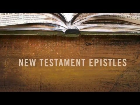 Recapturing the Voice of God #9 - NT Epistles