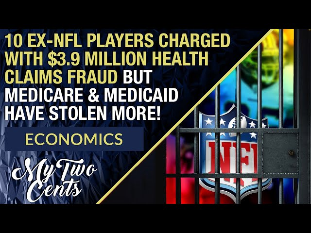 Clinton Portis & Ex-NFL Players Defraud NFL of Millions in Healthcare Scheme But Medicare Is Worse