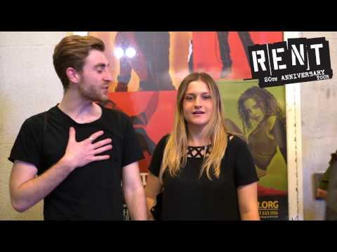 RENT Audience Reaction