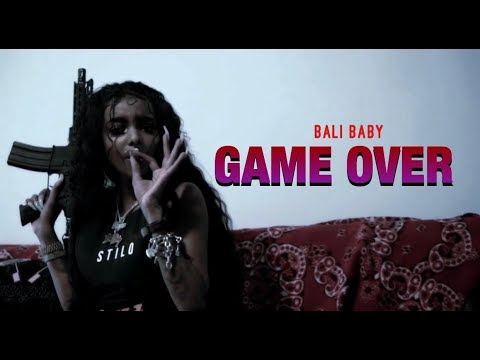 Bali Baby - Game Over ( Official Music Video )