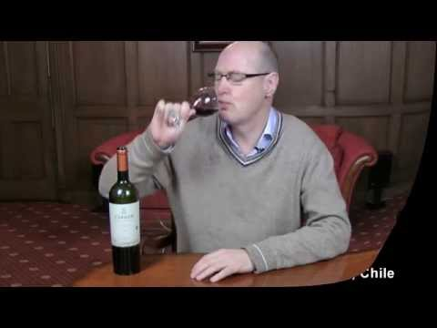 Carmen, Grand Reserva Carmenere 2011, Chile, wine review