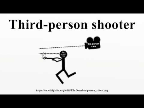 Third-person shooter