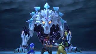 Kingdom Hearts 3: Sköll Boss Fight #10