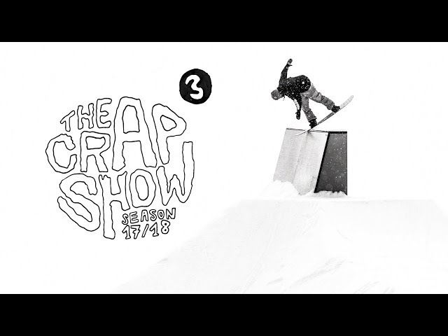 The Crap Show 2018 #3 LAAX