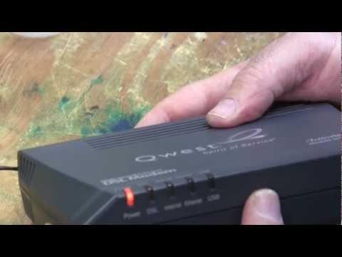 Actiontec GT701 DSL Modem Repair