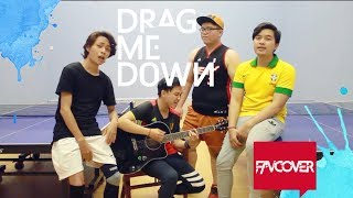 "DRAG ME DOWN – One Direction | FAV ""Ping Pong Cover"""