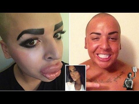 Jordan James Parke Spends $150,000 On Surgery To Look Like Kim Kardashian