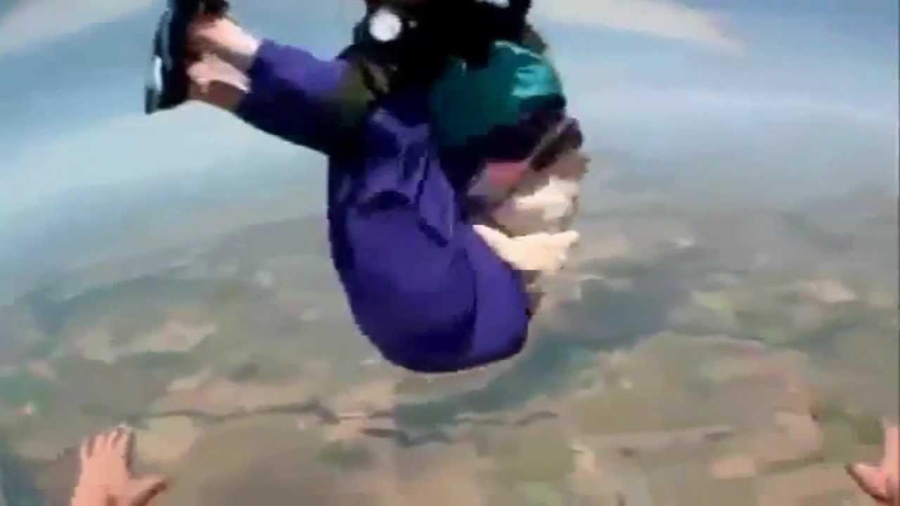 Skydiving death photos