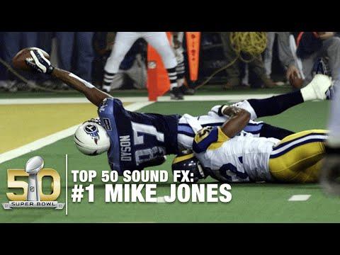 Top 50 Sound FX | #1: One Yard Short! | NFL
