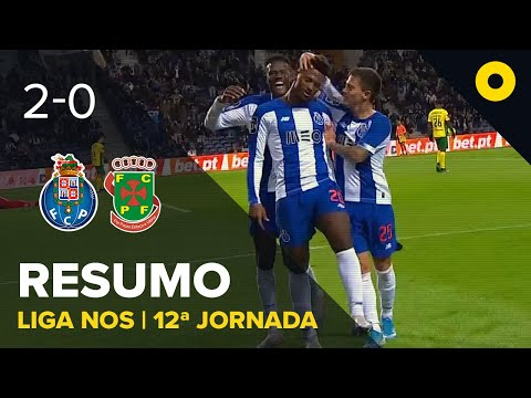 FC Porto 2-0 Paços de Ferreira - Resumo | SPORT TV