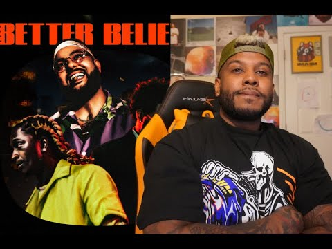 Belly, The Weeknd, Young Thug – Better Believe REACTION/REVIEW