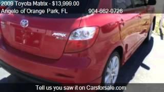 Toyota Matrix 6 Spring Concept Car 2009 Videos