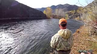 Рыбалка в Казахстане - ловля воблы со льда