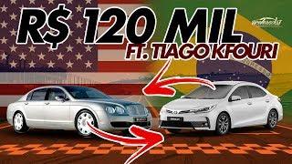 Bentley Ou Corolla? 10 Carros Que Você Compra Nos Eua Pelo Preço Do Sedã Da Toyota - Acelelista #57