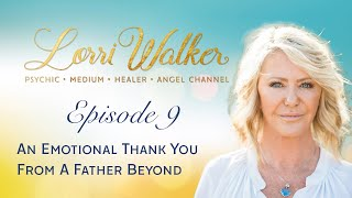 "A Father In Spirit Returns To Give An Emotional ""Thank you"" During A Psychic Reading"