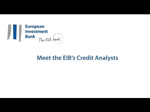 Meet the EIB's Credit Analysts