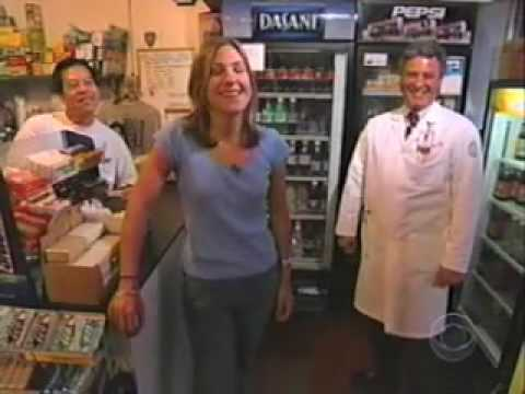 David Letterman skit with Assistant Birkitt