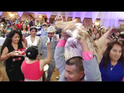 Nuestra boda... Diana Garcia y Daniel Bravo 9122015 !