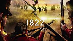 Conmemoración de los 196 años de la Batalla del Pichincha, 24 de mayo de 1822