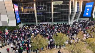 Protesters block NBA arena over fatal Sacramento police shooting