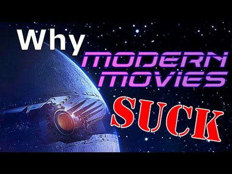 Why Modern Cinema and Hollywood Movies Suck