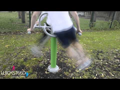 FLZ Surfer - Outdoor Gym Equipment