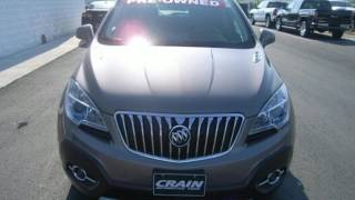 Used 2013 Buick Encore Conway AR Little Rock, AR #6BT8574A - SOLD