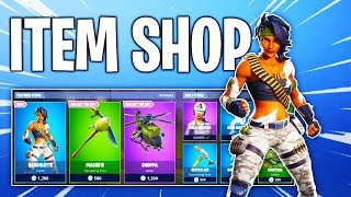 Fortnite Item Shop! NEW BANDOLETTE SKIN SET! Daily & Featured Items!