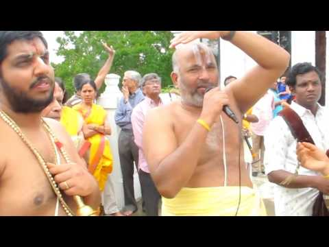2018 Annual Celebrations of Hindu Temple of Atlanta, Riverdale started on Wednesday, May 23