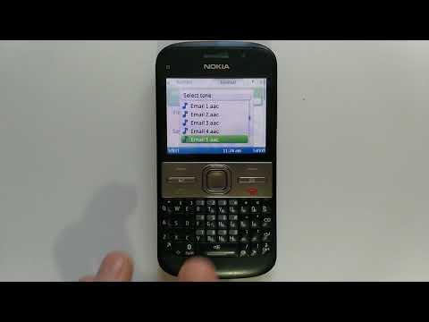 Nokia E5 ringtones
