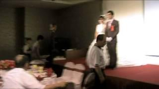 這是幫姐姐製作的結婚紀念影片歌曲依序為1.海芋戀2.你是我的小阿飛3.家...