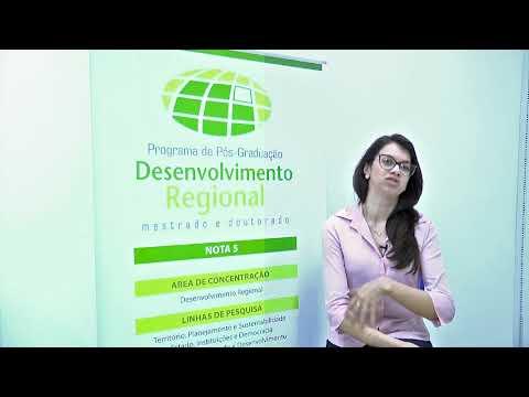 Entrevista com aluna do PPGDR - Vanessa Costa de Oliveira